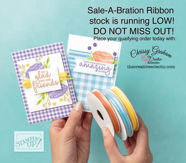 Organdy Ribbon Combo – LOW INVENTORY