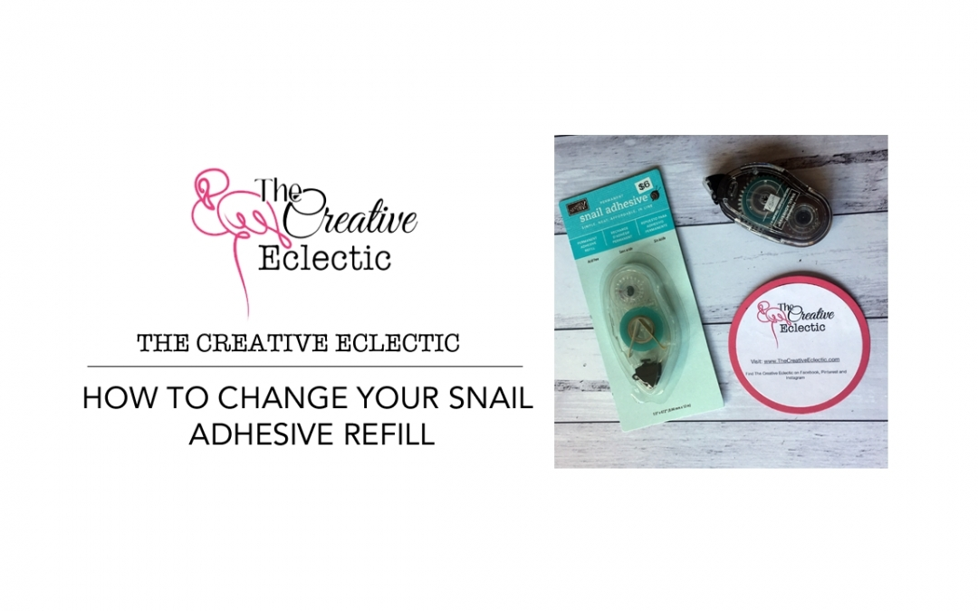 How to refill your snail adhesive