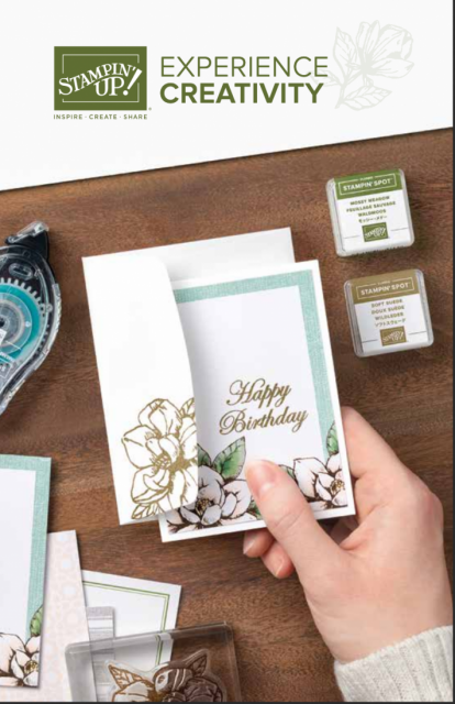 New Stampin' Up! Catalogue is HERE! | The Creative Eclectic