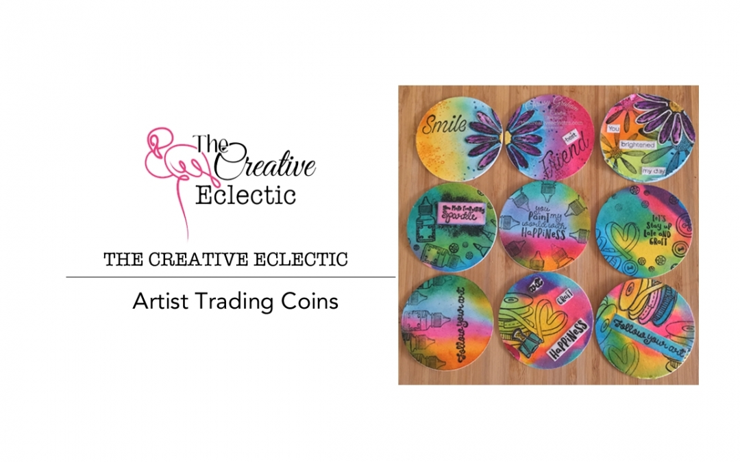 Artist Trading Coins – a different way to create