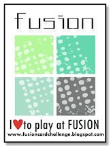 Fusion Card Challenge Participant Badge