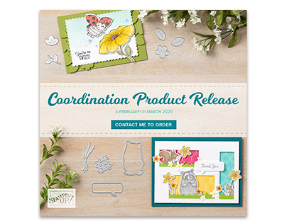 Last days to get Coordination Products