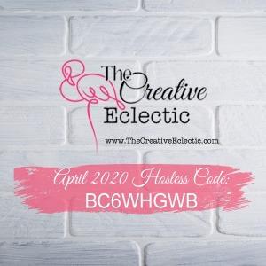April 2020 Hostess Code - BC6WHGWB