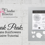get a sneak peak at The Creative Eclectic