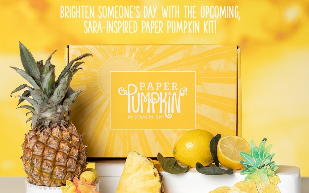 Box of Sunshine Paper Pumpkin Kit